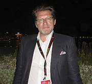 Ian Beaumont at Cannes