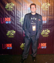 Ian Beaumont at LA Indie Film Festival